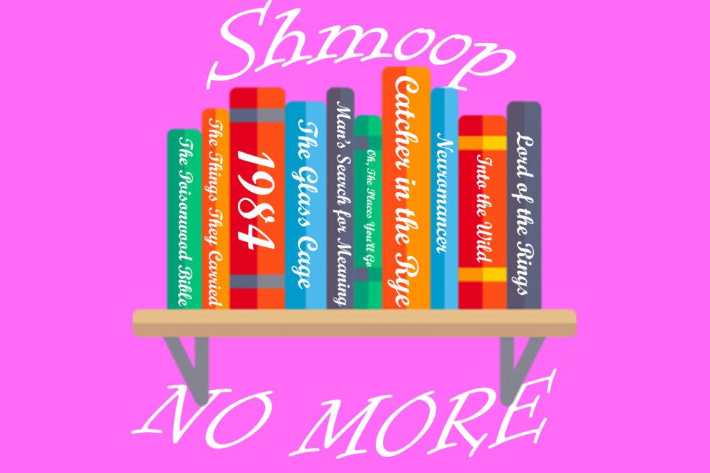 Shmoop No More: Books You Should Read In High School | CB Talon
