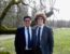 JR and Aaron as Kairos leaders during their senior year.