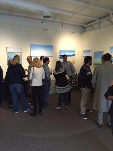 Mr. McGovern's exhibit in East Sacramento last spring